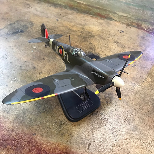 Supermarine Spitfire MK VB model plane
