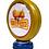 Thumbnail: GOLDEN FLEECE CLOCK