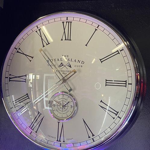 The Royal Island Clock