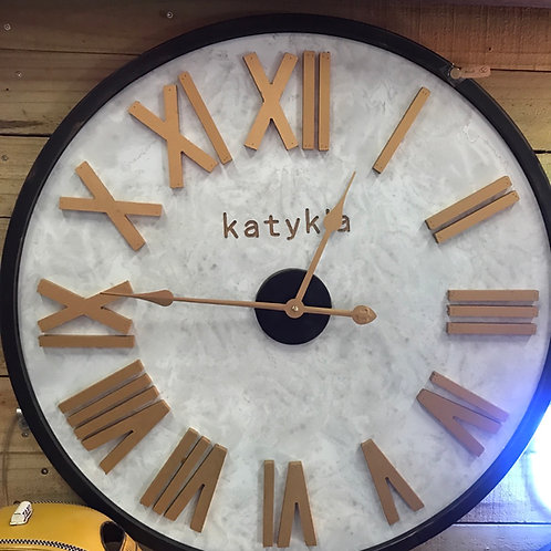 Katykia clock