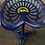 Thumbnail: Golden Fleece Tractor Seat in blue