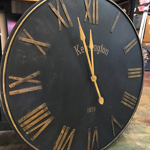 Kensington feature wall clock
