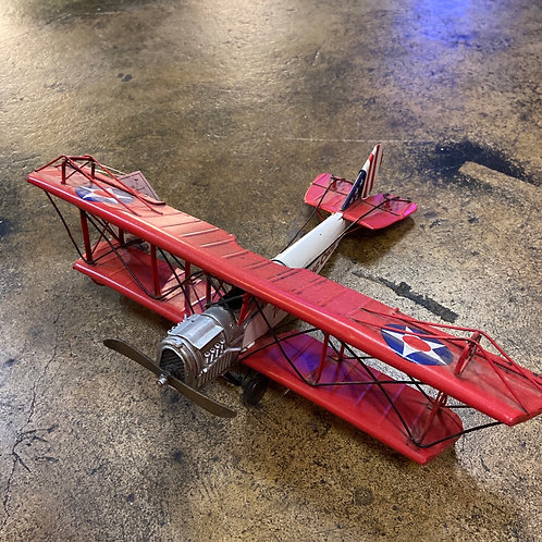 The flying circus tin plane (small)