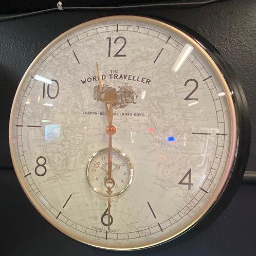 The World Traveller Clock