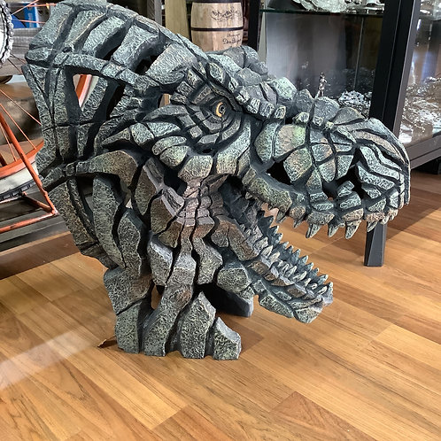 Clay sculpture T-Rex