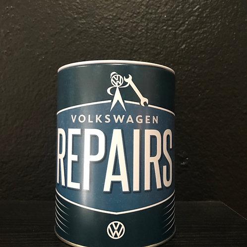 Volkswagen Repairs money box