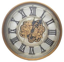 Roman Classic Gear Clock