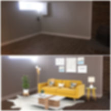 Before & After Interiors