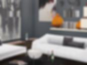 Binkey's Interiors Living Room