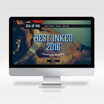 Sea of Ink Site
