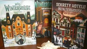 "Hotel pełen tajemnic... ""Hotel Winterhouse"" Bena Gutersona od wydawnictwa Dwukropek"