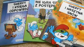 Witaj w wiosce Smerfów, czyli Smerfne komiksy