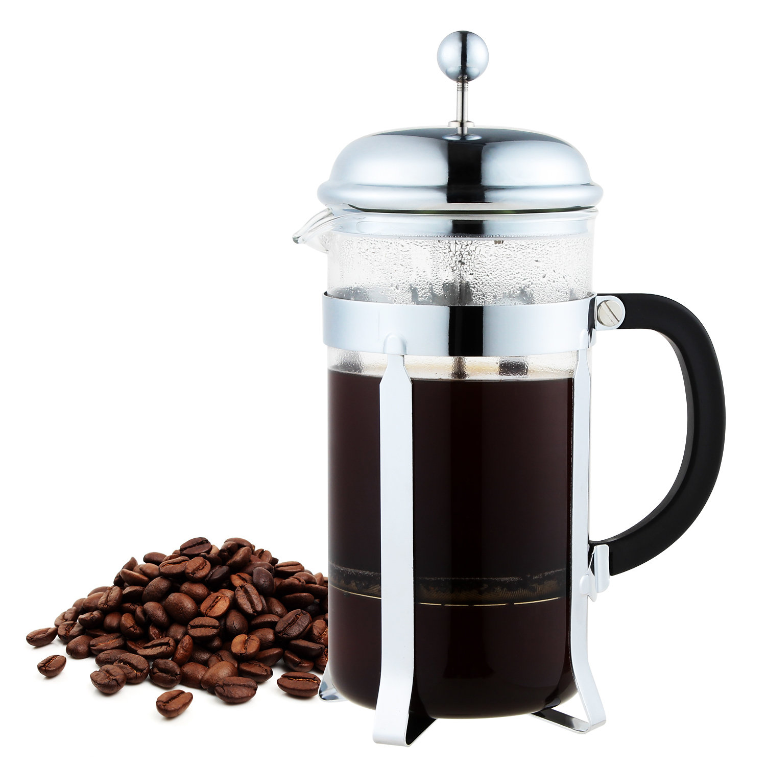 Gl French Press Coffee Maker The Table