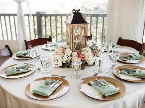 Photographer - Ashly Collins Photography  Florist & Rentals - Gillespies, White Sulphur Springs, WV  Caterer - Snowshoe Resort