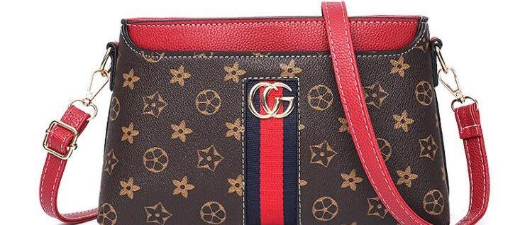 Fabulous Ladies Contract Colour Sling Shoulder Bag