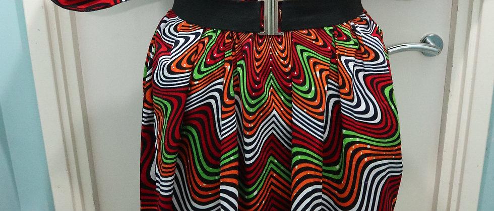 African Ankara One-Size Bubu/Free Style Dress/Ankara Bubu Dress/African Dresses/