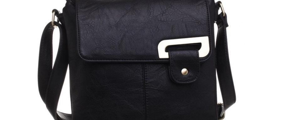 Cross Body Shoulder Bag By Bessie London