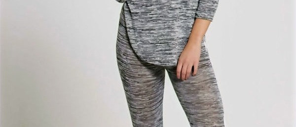 GREY NO9 CHIC TRACKSUIT