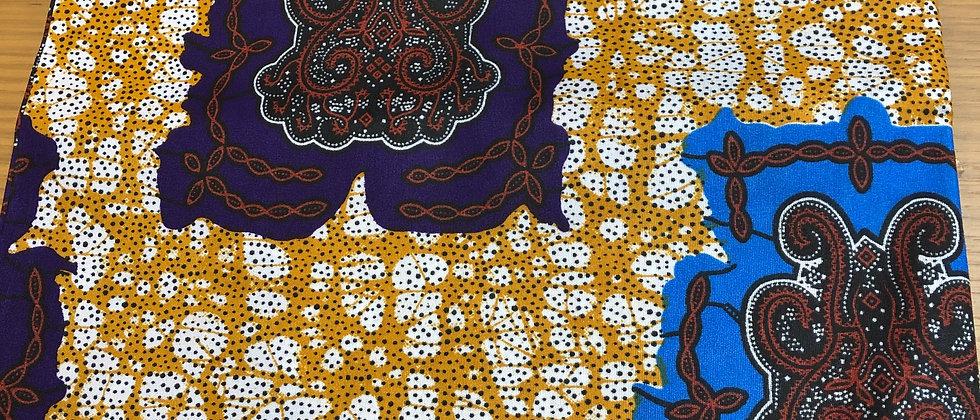Gorgeous Design African Print Fabric