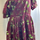 Thumbnail: Sophias Fab Puff Sleeves Ankara Gathered Dress Handmade
