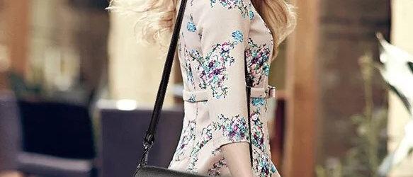 Elegant Shoulder/Crossbody Bag