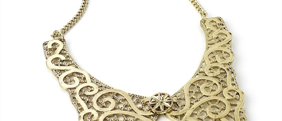 Bold Collar Statement Necklace
