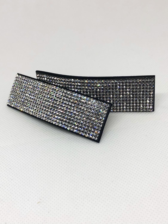 1PCS Luxurious Bling Diamanté Crystal Hair Clip