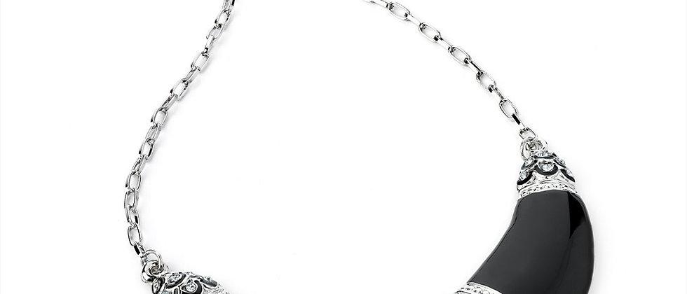Bold Diamanté Crystal Necklace