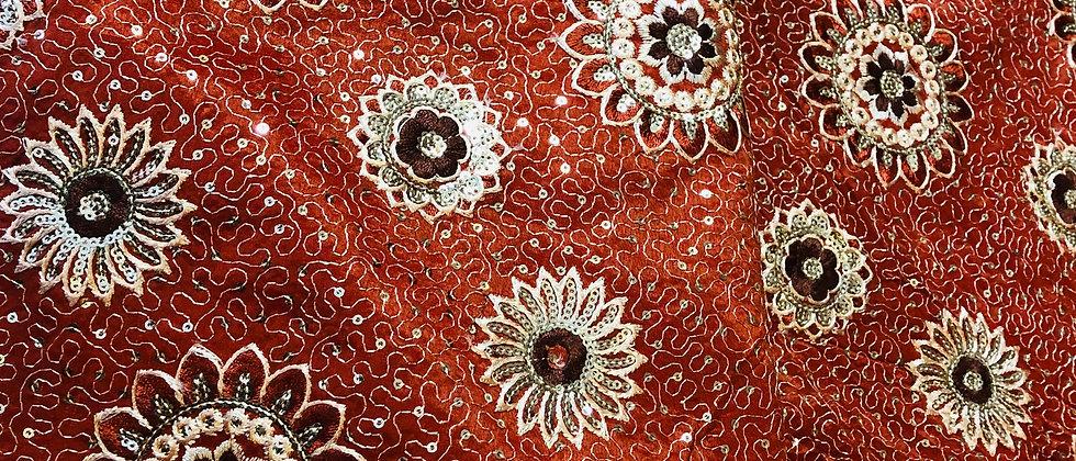 Big Luxurisous Beautiful Africa George Fabric
