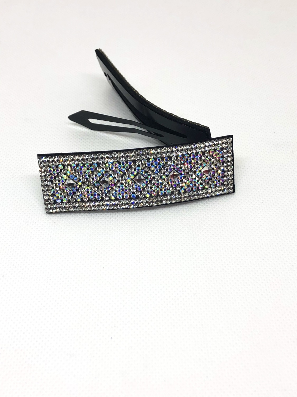 1PCS Crystal Diamanté Bling Bling Hair Clip