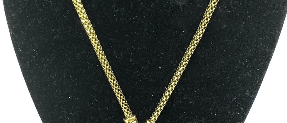 Statement Classic Rose Flower Diamanté Crystal Cross ✝️ Necklace