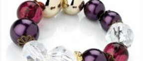 Beautiful Bead Elastic Bracelet