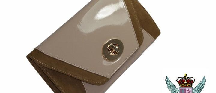 Fabulous Over Size Envelope Shape Designer Clutch Bag