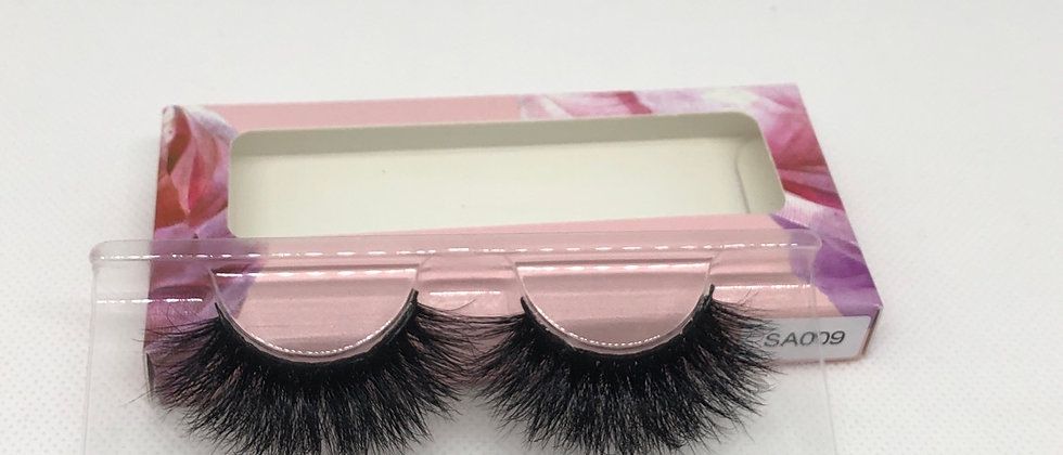 Dream Dramatic Fuller Long 3D Mink Hair Fales Eyelashes