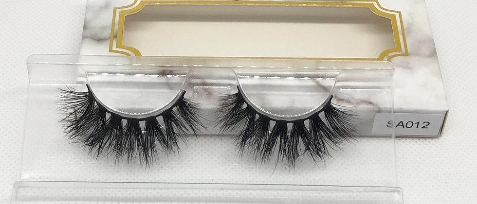 Goodness Volume 3D Mink Hair Fales Eyelashes