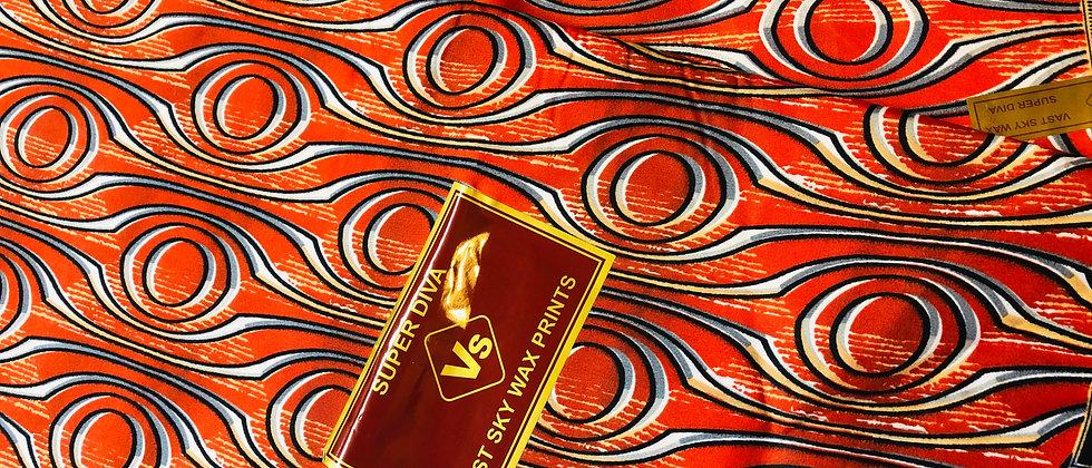 High Quality African Wax Ankara Print