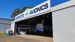YTWB Outside Hangar