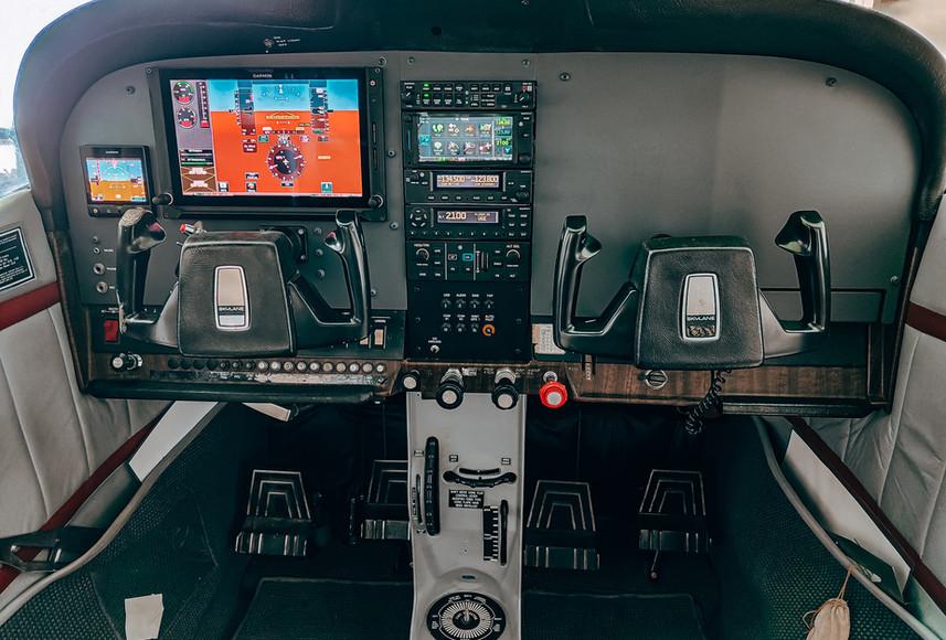 Cessna 182P Avionics Upgrade