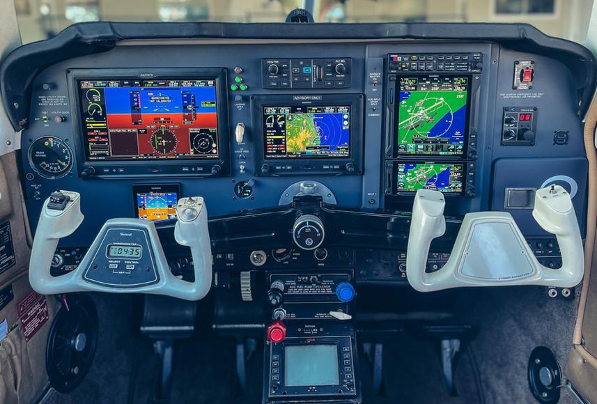 Beechcraft Avionics Upgrade