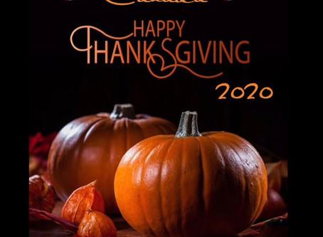 Happy Thanksgiving Canada 🇨🇦