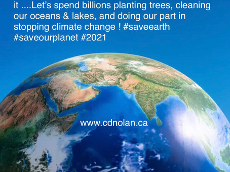 Happy Earth Day 2021 🌎