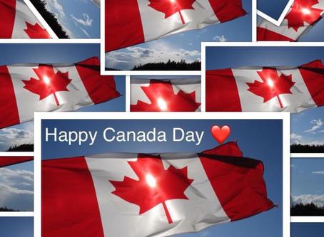 Happy Canada Day ! 🇨🇦