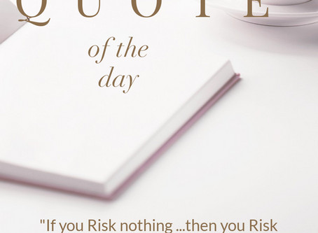 Quote of the Day - October 1, 2020
