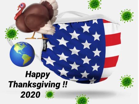 Happy Thanksgiving USA 🇺🇸