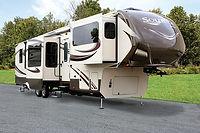 Travell Trailer storage