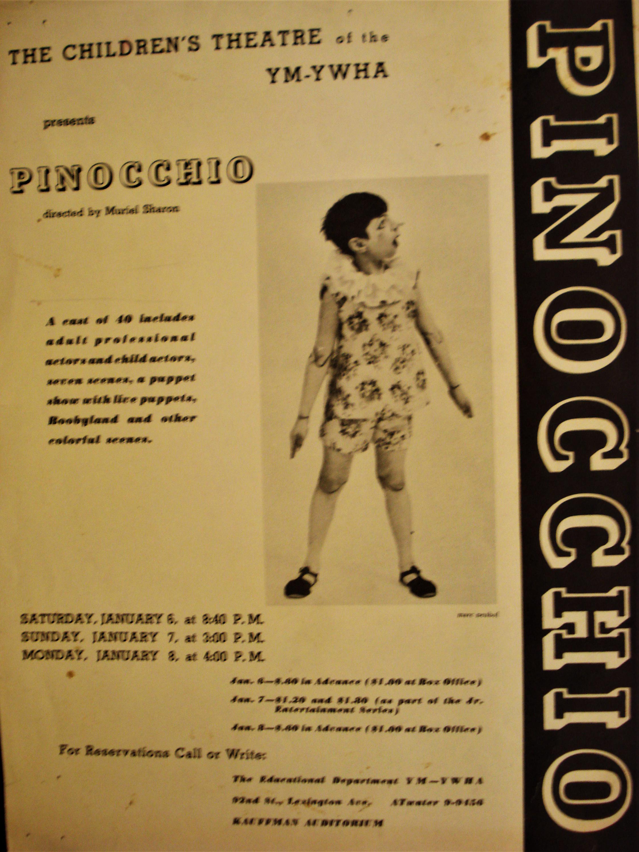 Pinocchio Flyer
