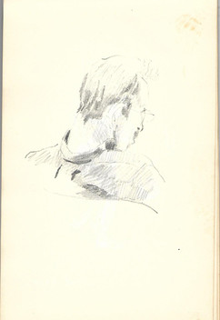 Drawing of Sid