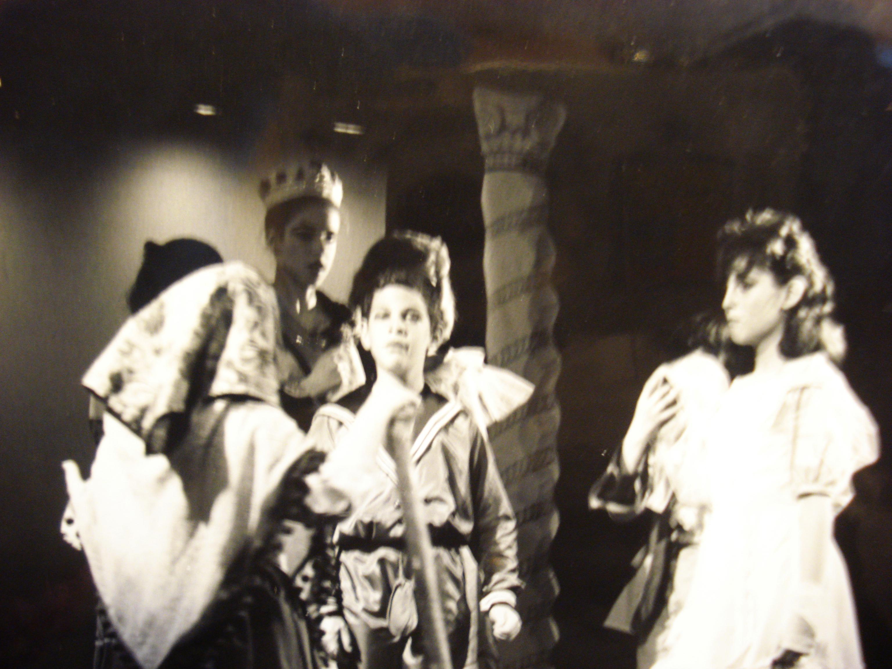 Betsy, Margaret, Eugene, and Bari
