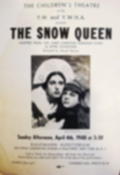 nThe Snow Queen flyer, April 4, 1948, ph