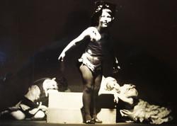 Betsy Hellman as Puck